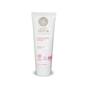 NUTRITIVA MASCARILLA FACIAL PARA PIEL NORMAL O SECA, 75ml
